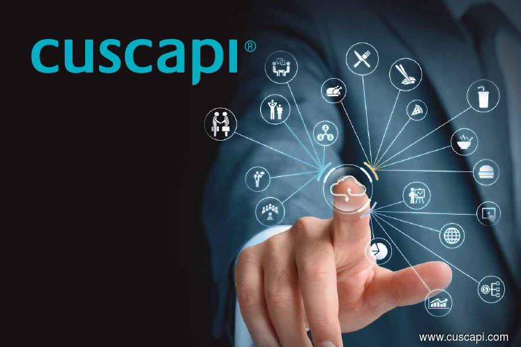 Cuscapi sees 4.89% of shares traded