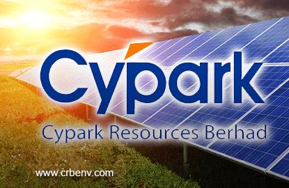 Cypark资源第三季净利报1225万令吉