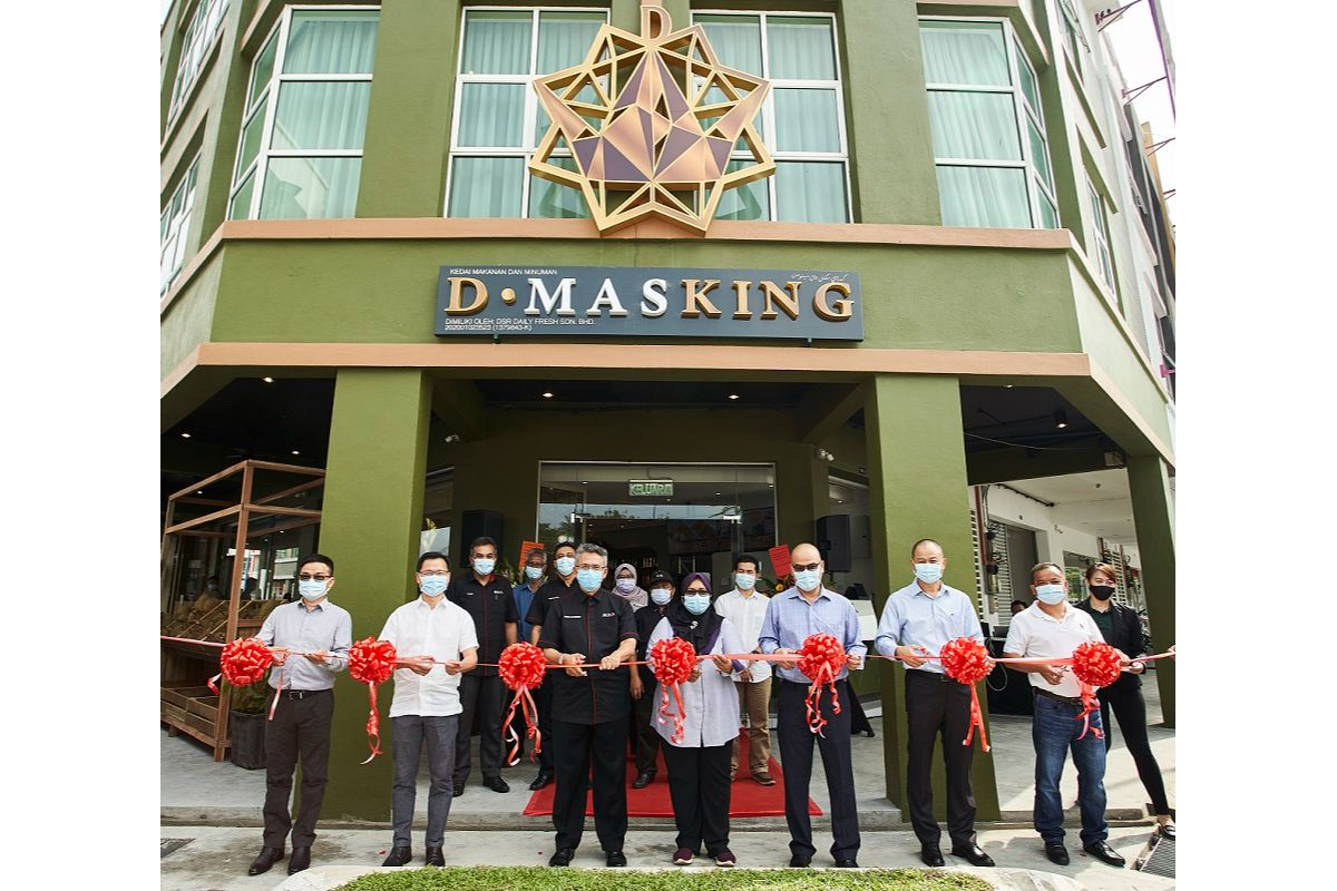DSR Fruits unveils flagship store D'MasKing in Bentong