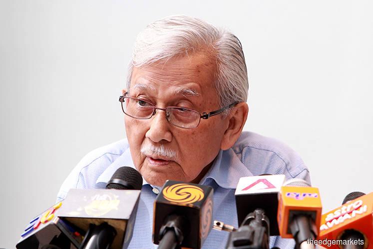 Daim: Anwar should succeed Dr Mahathir as next PM