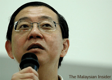 RoS' prolonged probe is to curb DAP's influence, expansion, says Guan Eng