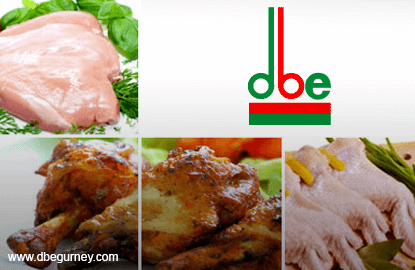 DBE Gurney expects turnaround in FY16 with new fried chicken venture