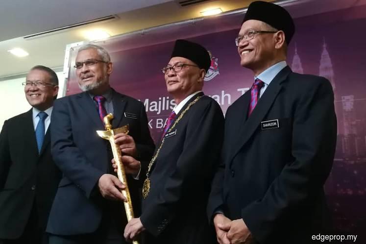 MPSJ president appointed new DBKL mayor
