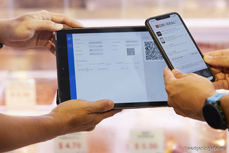 DBS launches QR code-based B2B payments and collections solution