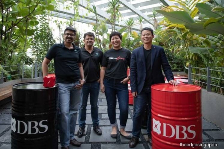 DBS launches zero-cost business toolkit to attract high-growth startups