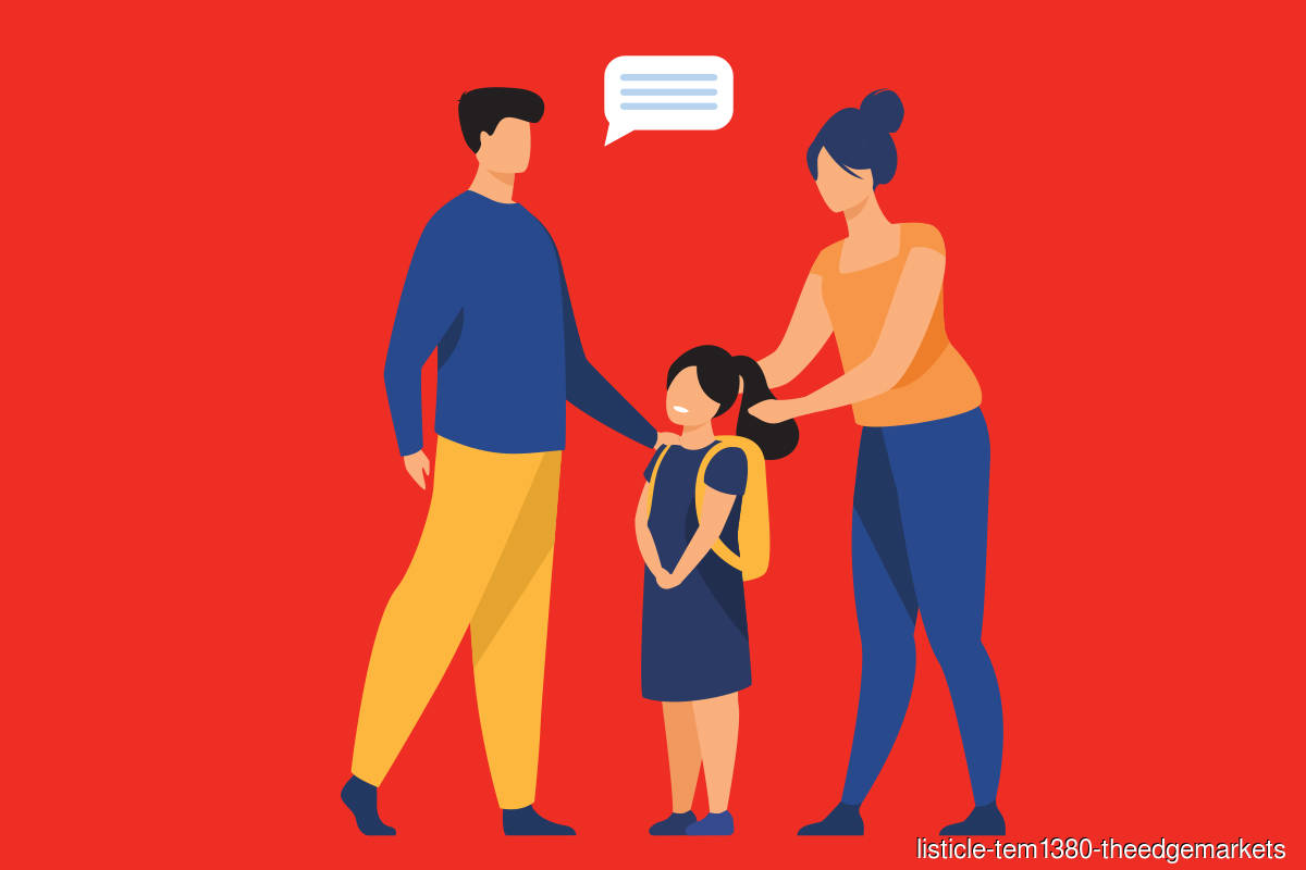 Listicle: Co-parenting apps to the rescue