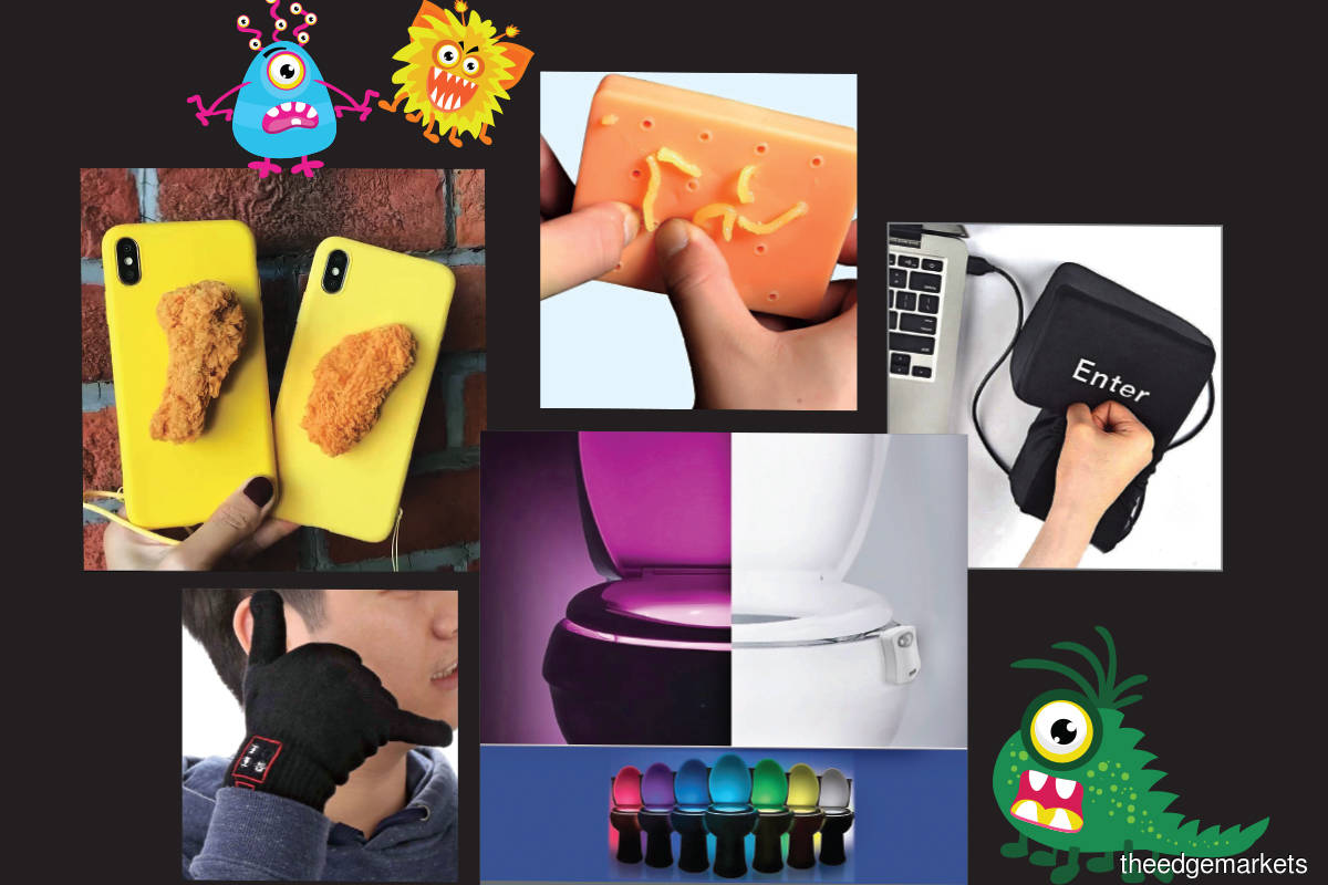 Listicle: 5 Bizarre things you can buy online