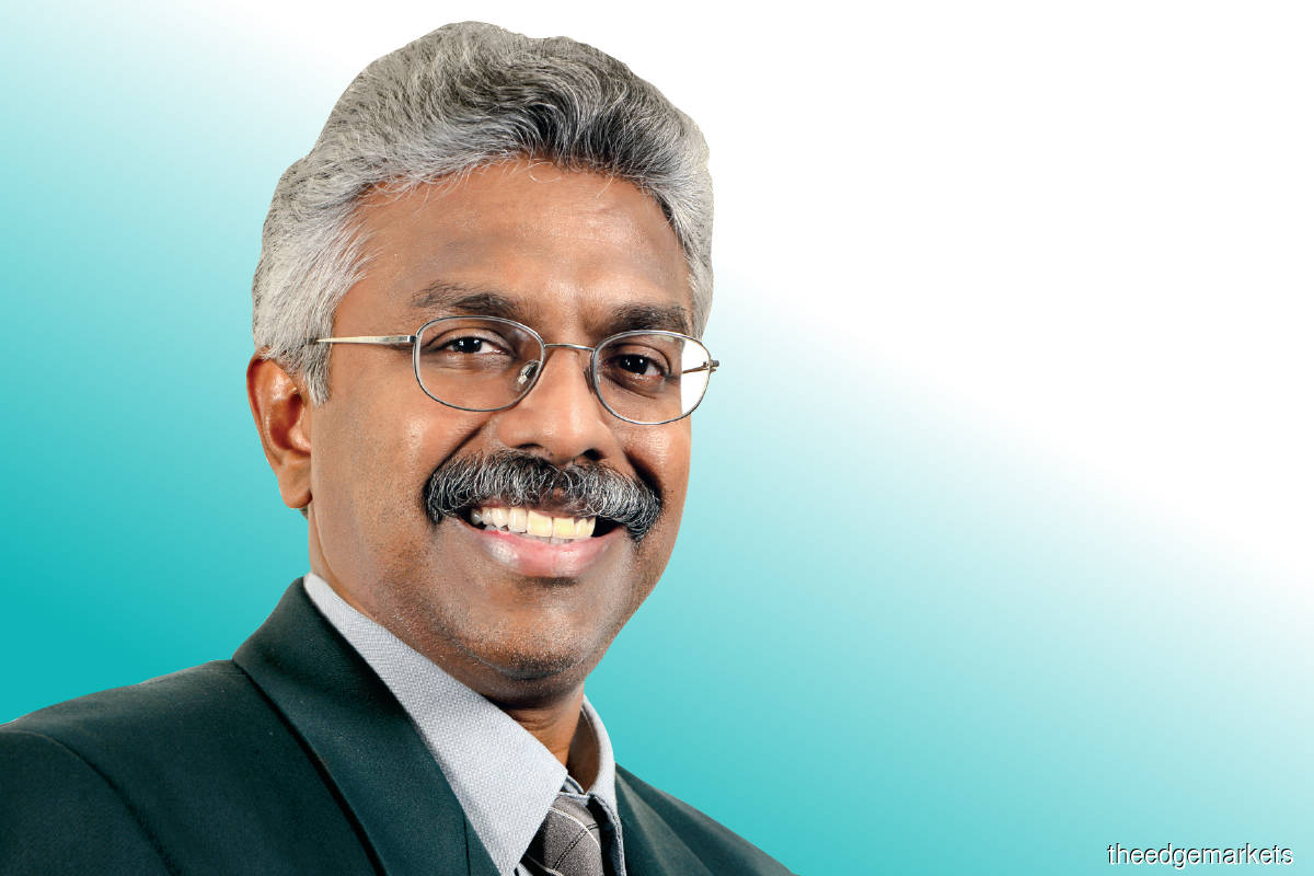 """""""Their whole livelihood could disappear if they are attacked. People don't talk about OT cybersecurity enough because it is a proactive form of protection as opposed to reactive."""" - Sakthivel"""