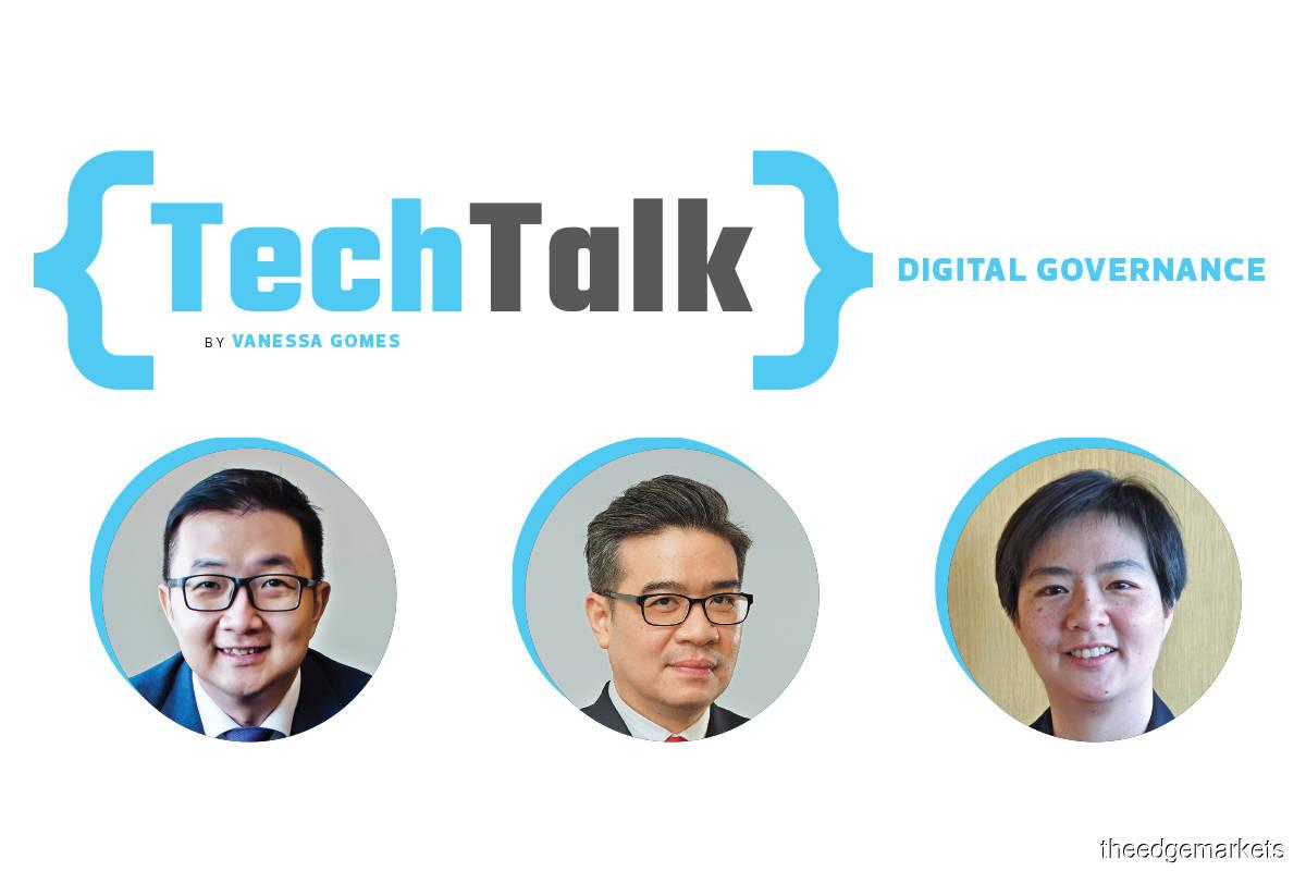 Techtalk - Digital Governance : The thin line between digital dictatorship and anarchy