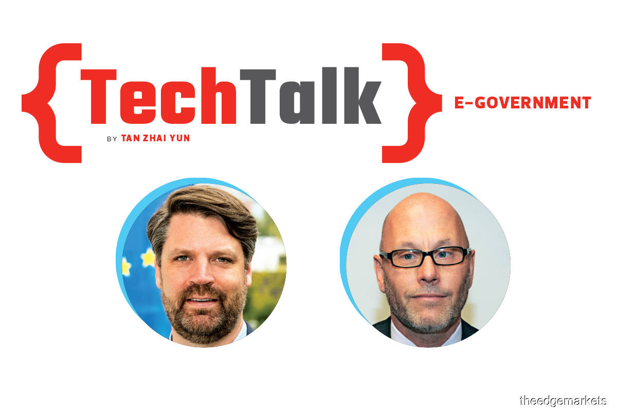 Techtalk - E-government: Voting through your phone — dream or reality?
