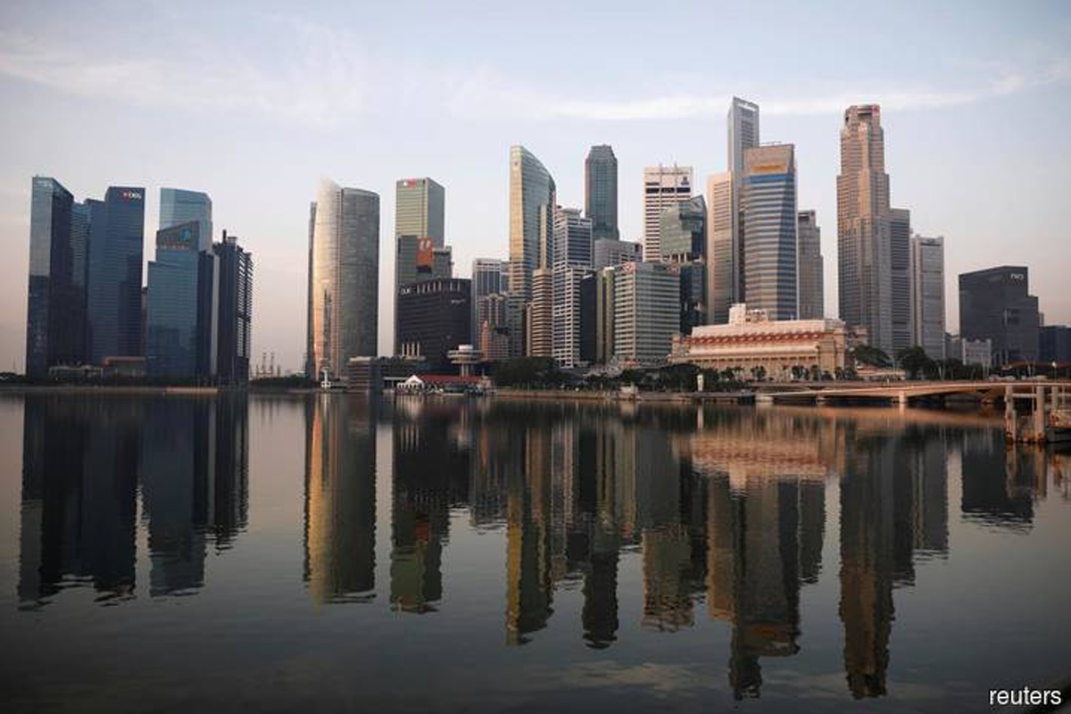 Trends: Five rising trends Singapore's financial sector can expect in 2021