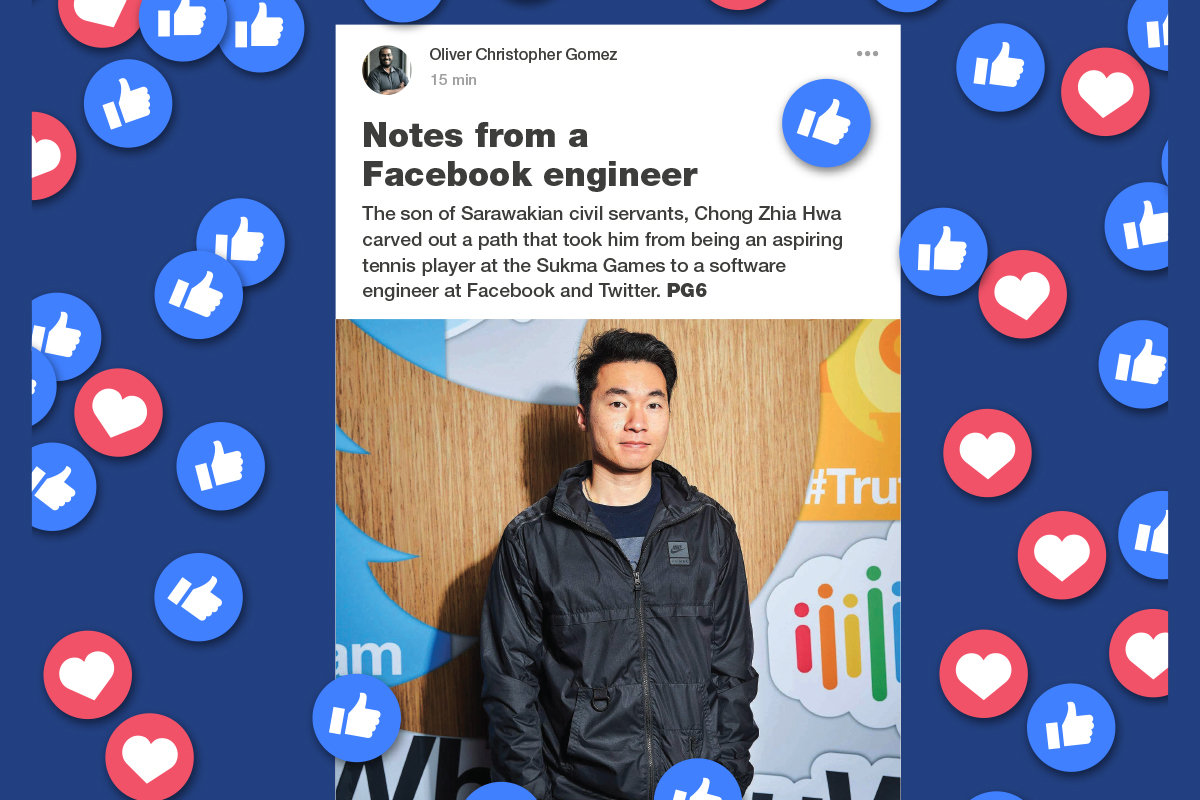 Cover Story: Conversation with a facebook engineer