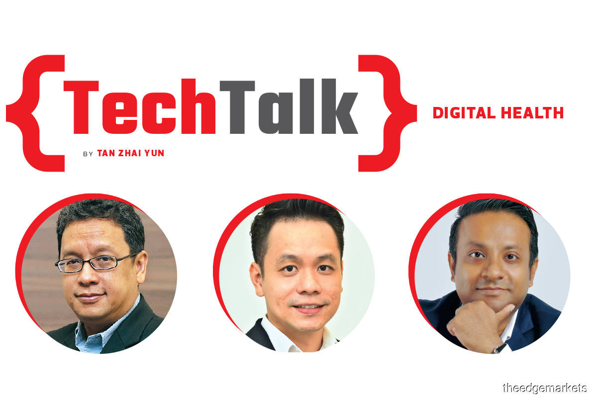Techtalk - Digital Health: How MySejahtera and vaccine passports can accelerate digital healthcare adoption