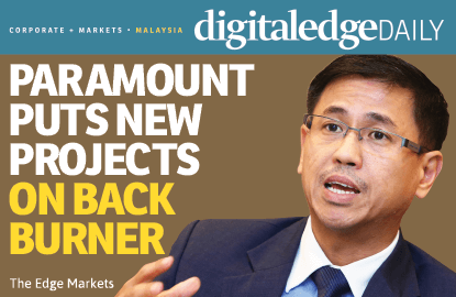 Paramount puts new projects on back burner