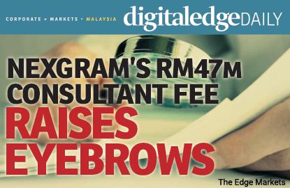 Nexgram's consultant fee raises eyebrows