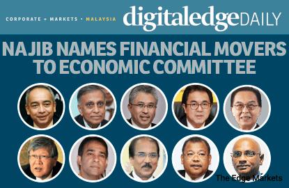 纳吉命金融翘楚为国家献策 经济学家指执行是成功关键