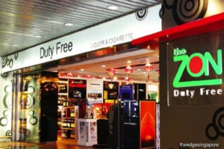 Duty Free posts 20.7% fall in 1Q earnings to S$2.4 mil despite higher revenue