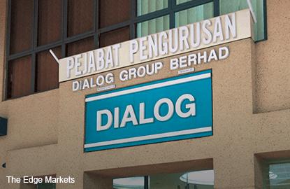 Dialog 1Q net profit rises