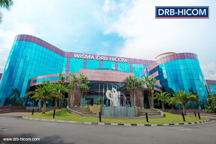 DRB-Hicom active, up 8.1% on 4Q profit of RM127.86m