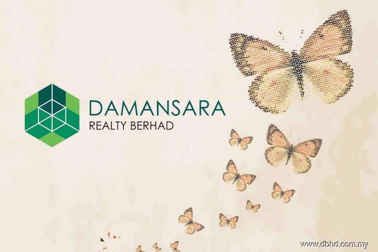 Damansara Realty reports second straight quarterly profit
