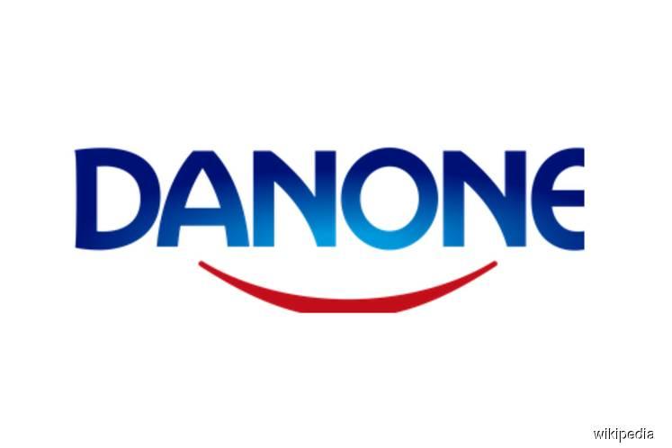 Danone says coronavirus weighs on bottled water sales
