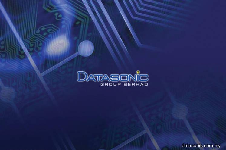 Datasonic active, hits eight-month high