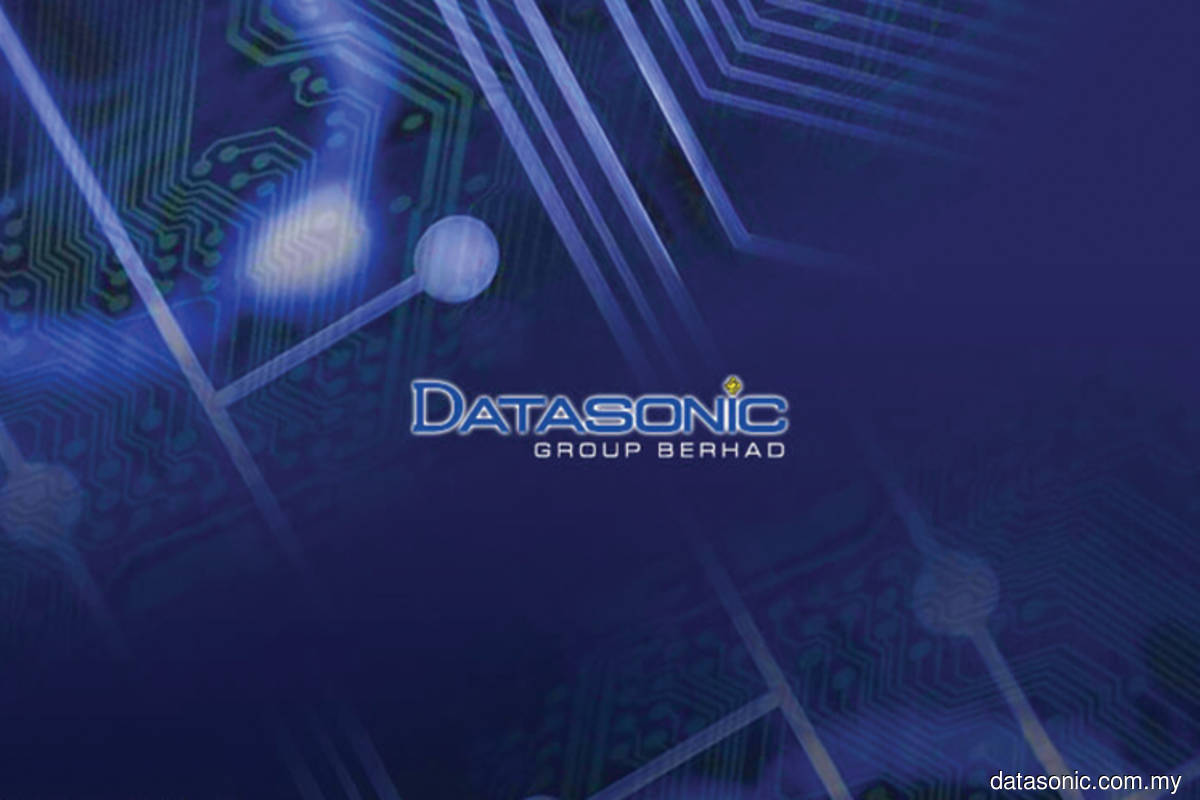 Datasonic active, up on RM39.7m maintenance service contract from Ministry of Home Affairs