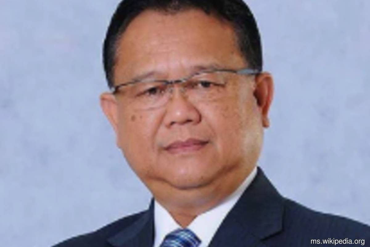 Domestic Trade and Consumer Affairs Minister Datuk Seri Alexander Nanta Linggi
