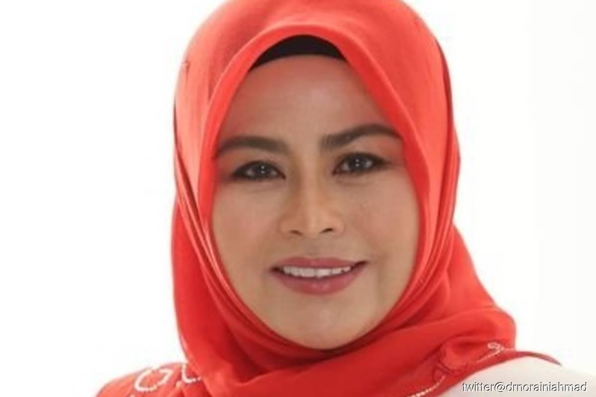 Higher Education Minister Datuk Seri Dr Noraini Ahmad