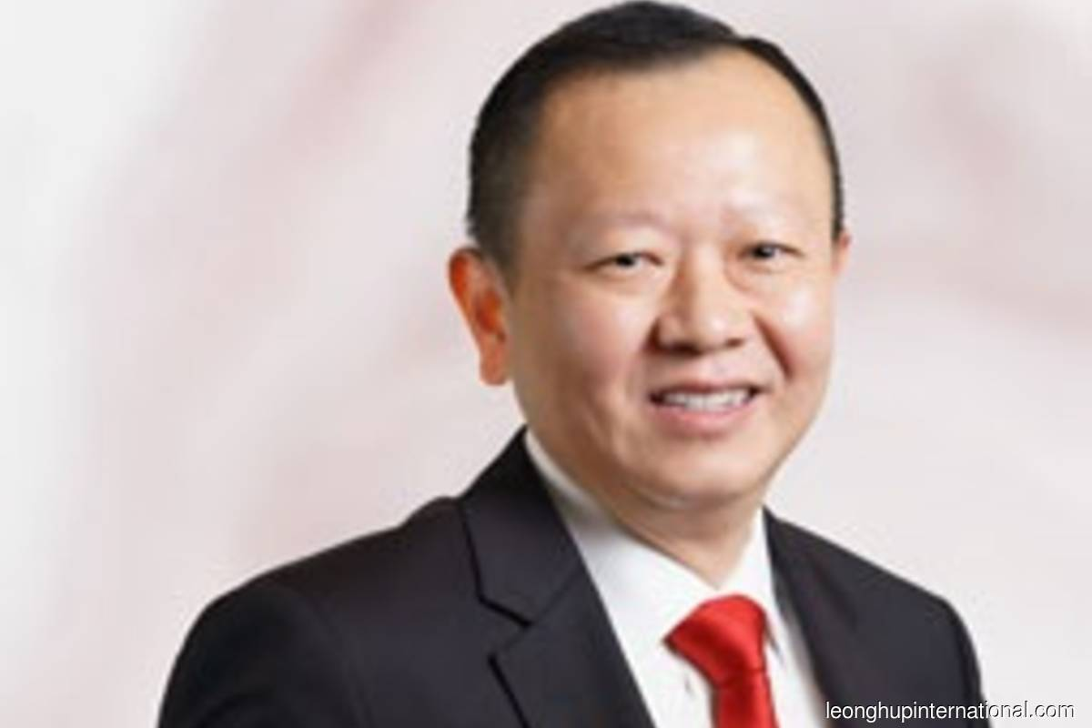 Lau Joo Hong made Leong Hup COO as part of group's wider succession planning