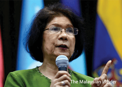 Why shoot the messenger, G25's Noor Farida says of sedition probe