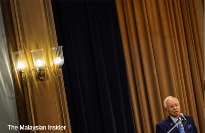 Court brings forward application to strike out Najib's suit over 1MDB