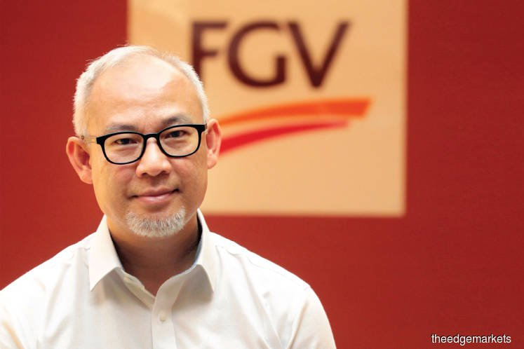 FGV CEO sees three options for Felda land lease agreement