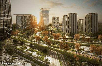 Protasco to hand over Phase 1 of RM10b De Centrum City in December