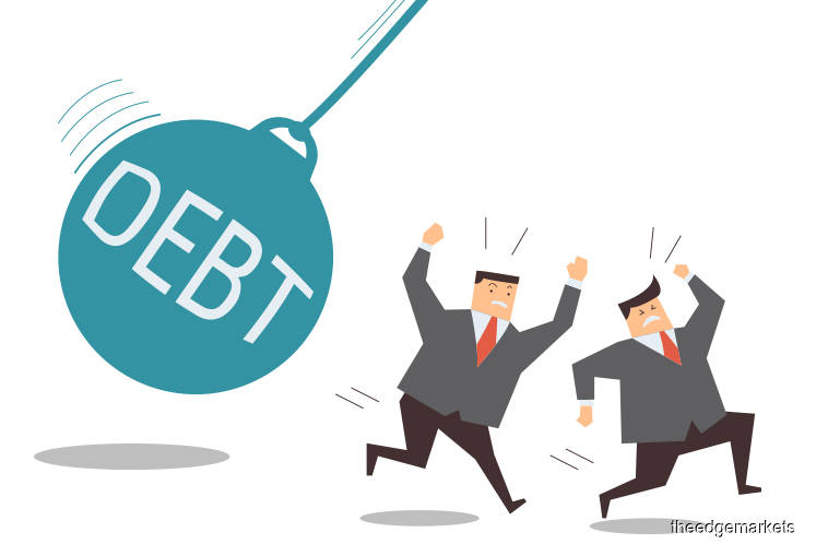 What is in Malaysia's RM1.09 tril debt?