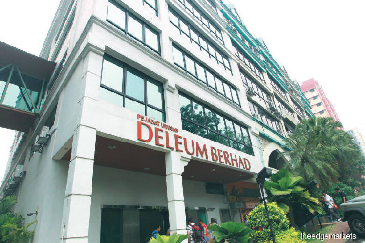 Stronger 4Q earnings anticipated for Deleum