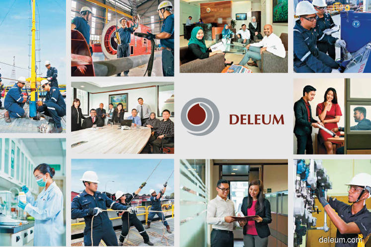 Deleum falls 5.56% on drop in 3Q earning