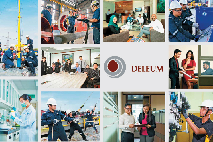 Deleum 4Q rises 14.56% on better sales in power and machinery segment