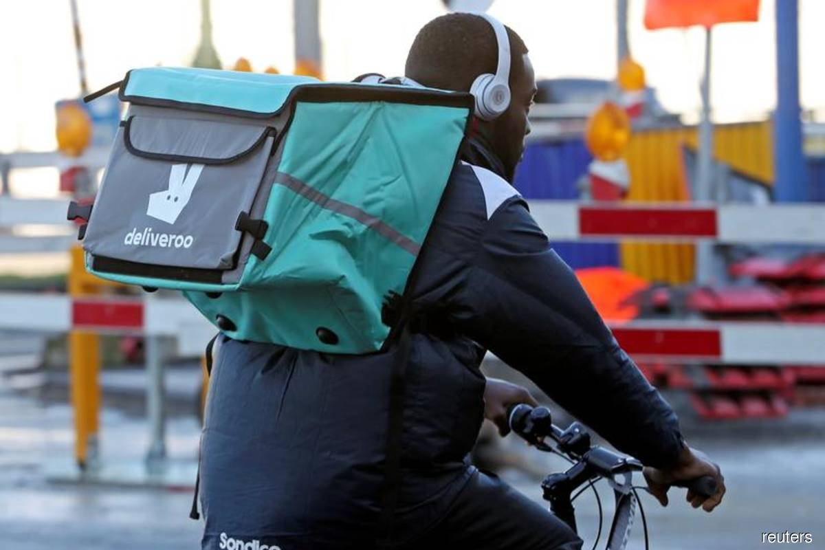 'A side of shares': Deliveroo to offer 50 mil pounds of stock to customers