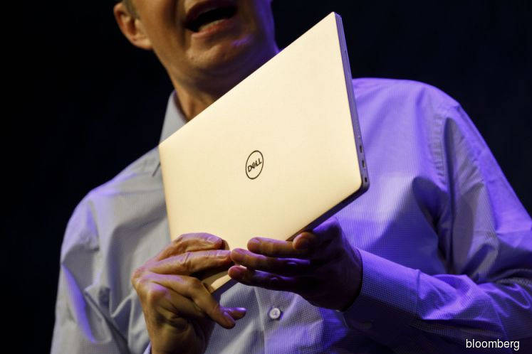 Dell Reports Rosy Profit on Corporate Demand for New Computers