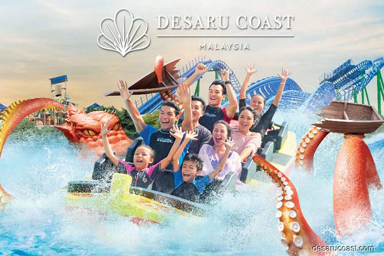 Attractive partners sought for Desaru Coast
