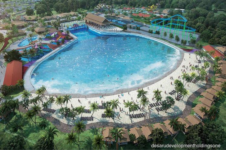 Desaru Coast Adventure Waterpark slated to open mid-2018