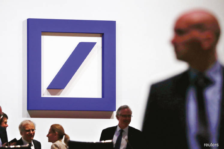 US investigating Deutsche Bank's dealings with 1MDB — report