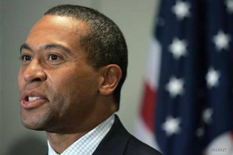 Deval Patrick Preparing to Join Crowded 2020 Presidential Race