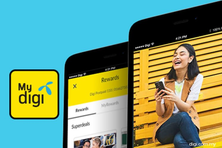 Digi downgraded to hold at Affin Hwang; price target RM5