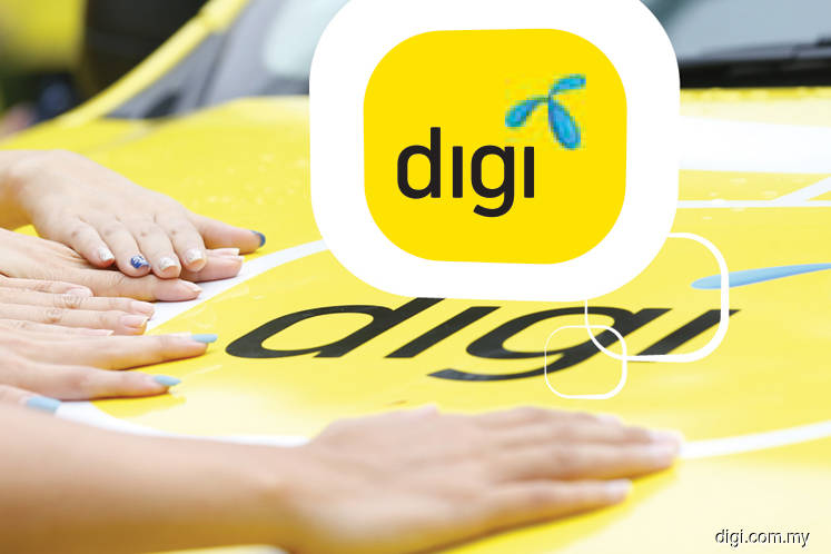 Digi 4Q net profit down 9% at RM343m as prepaid revenue drops