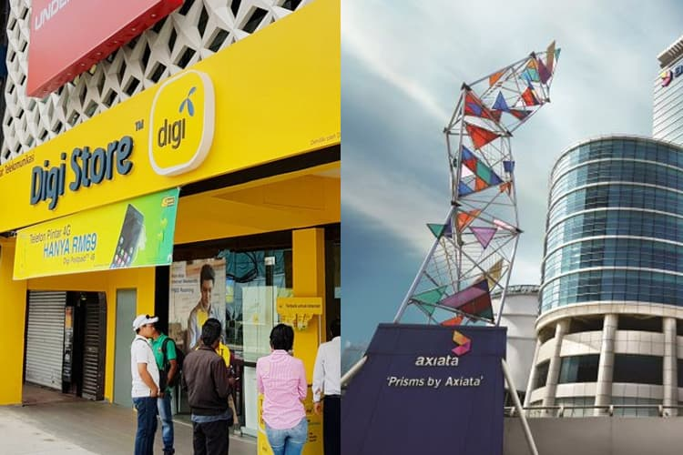 Digi and Axiata suspend share trading pending material announcement