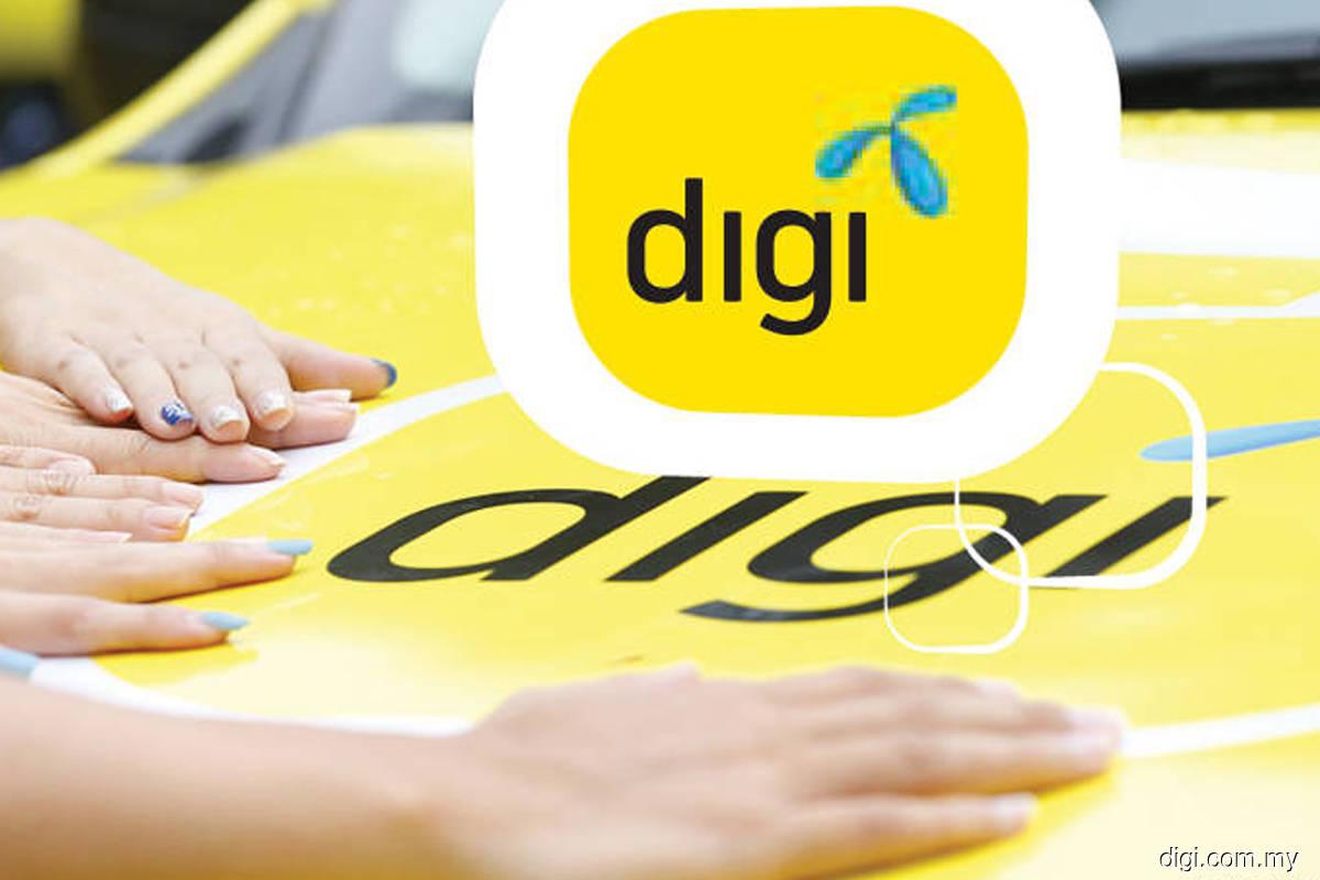 Digi.Com 4Q net profit drops 18.3% to RM280.18m, declares 3.6 sen dividend