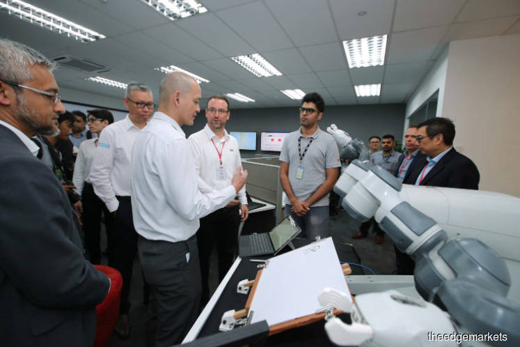 ABB opens regional Digital Operations Centre in Malaysia