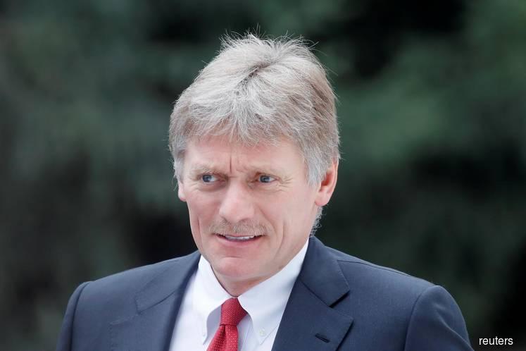 Kremlin rejects idea of U.S. role in Ukraine conflict talks